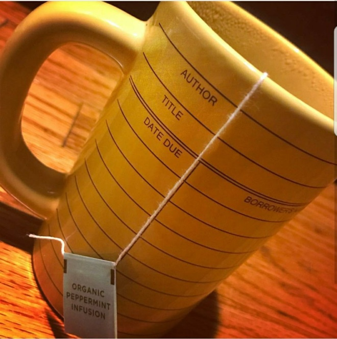 Marisa Mohi, Writer, Tea, Mug, Gift ideas
